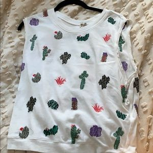 Free people cactus too